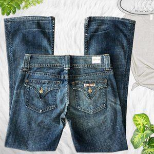 Hudson Bootcut Dark Denim Authentic Jeans
